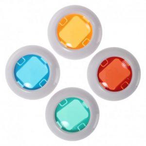 Kolorowe filtry do instaxa
