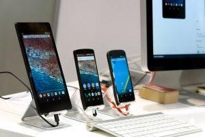 nowoczesne telefony komórkowe