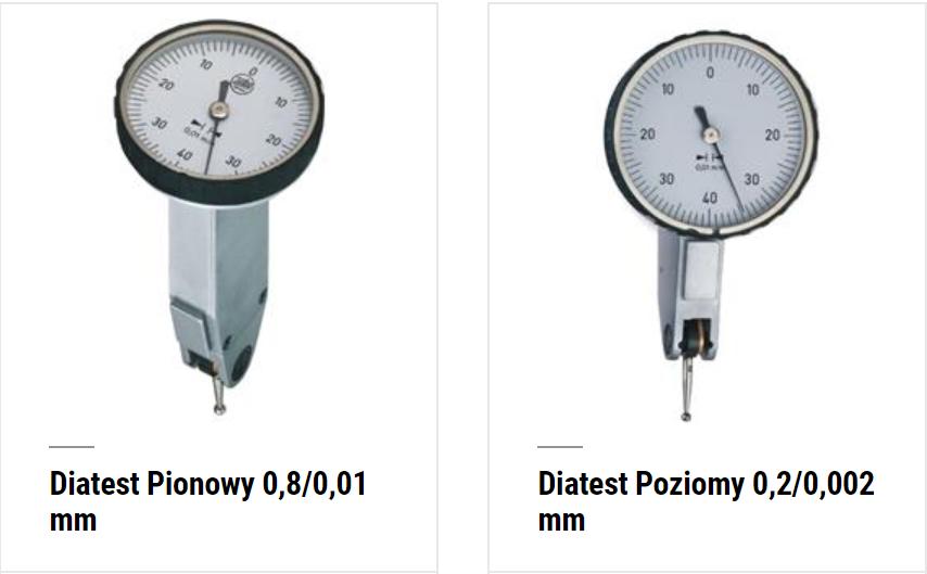 Elektroniczne czujniki zegarowe