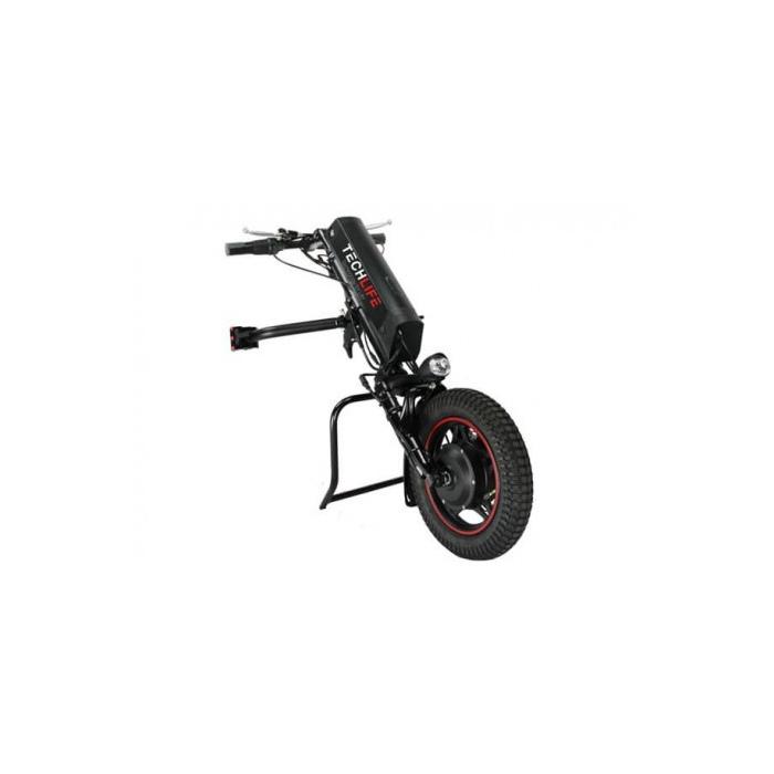 Niezbędna przystawka elektryczna do wózka inwalidzkiego.
