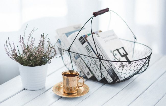 Kafijas galdiņ