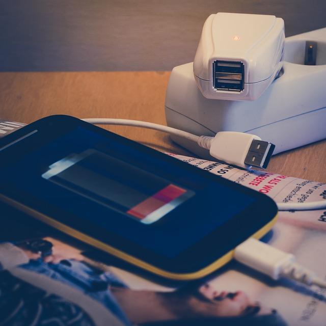 baterie do smartfonów